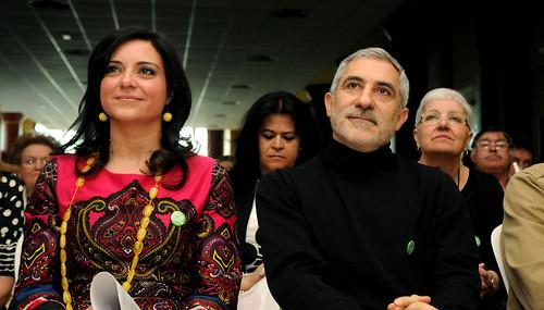 Acto presentación Candidatura Elecciones Mayo 2011