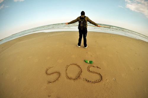 S.O.S by YannGarPhoto (Where are the stats??), on Flickr