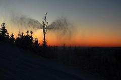 Harrachov otestoval unikátní zasněžovací systém