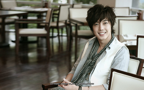 Kim Hyun Joong Official Wallpapers By Keyeast