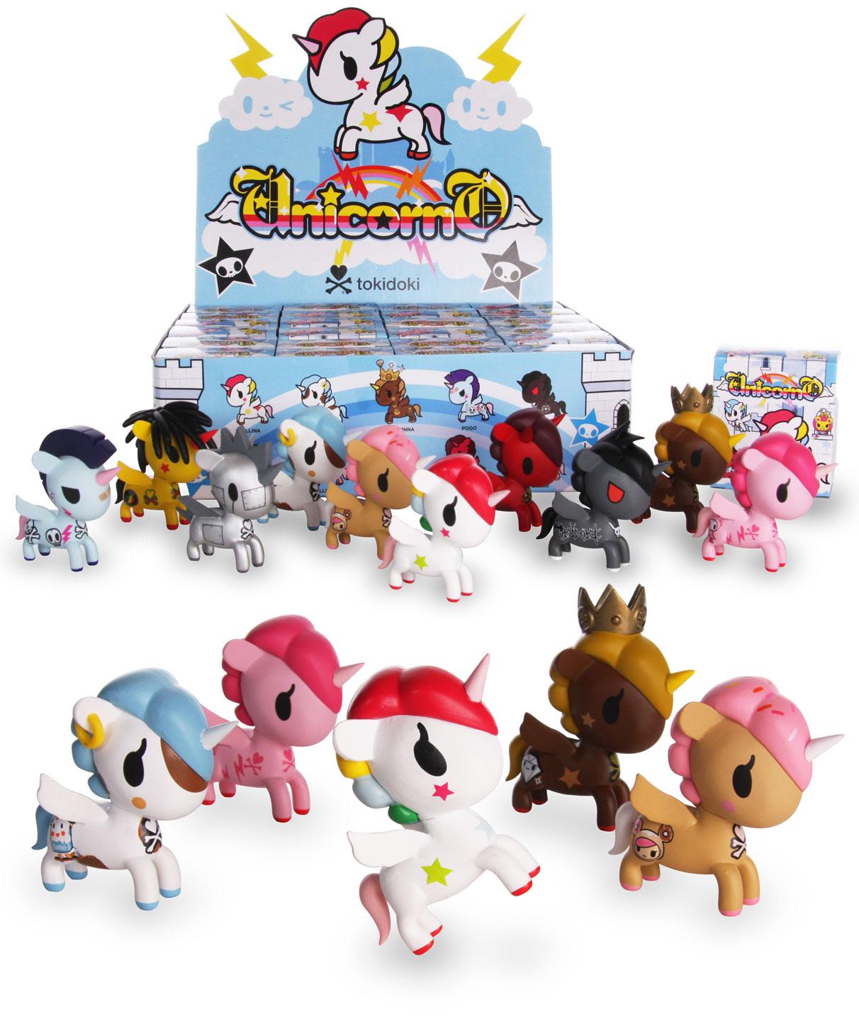 Unicornos Mini Cuteness From Tokidoki