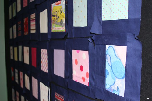 custom memory quilt, recycled quilt 2