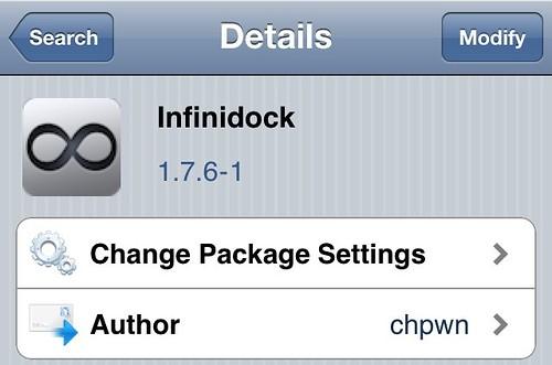 Infinidock 1.7.6-1