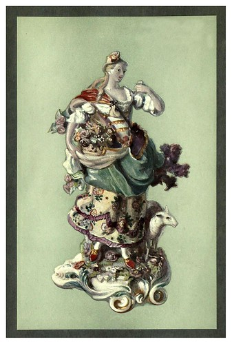 012-Figura de una pastora Inglaterra 1765-A book of porcelain…1910-William Gibs