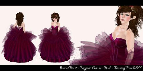 Evie´s Closet - Coppelia Gown