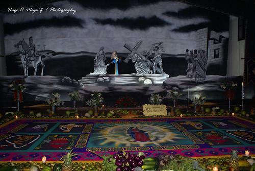 Velación de la Virgen de la Iglesia de San Bartolo, La Antigua Guatemala04