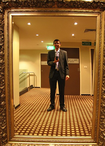 Neerav Bhatt - 2011 Lizzies IT Journalist Awards