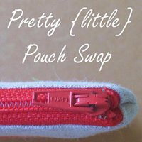 Pretty {little} Pouch Swap