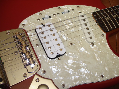 HNB's Modified Fender Mustang