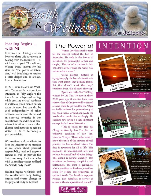 OMTimes Health & Wellness : Mid Month Editorial