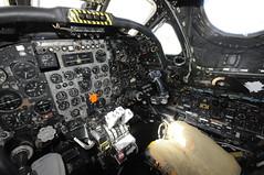 XJ823 (phantom ocu) Tags: museum aviation cockpit vulcan bomber carlisle raf coldwar crosby solway xj823