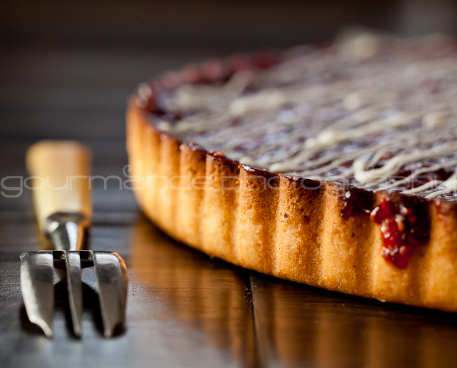 lemon raspberry tart guest post (1 of 1)