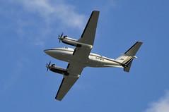N9WR  Beechcraft  B200  King Air  NSH  KFDK ( concord) Tags: airport md nikon aircraft maryland northshore beechcraft beech frederick kingair b200 nsh fdk kfdk landmarkaviation 04015001 concord977 aviationcolors jpwinvestments