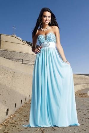 vestido longo 2011