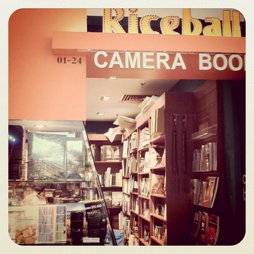 Camera Book Shop