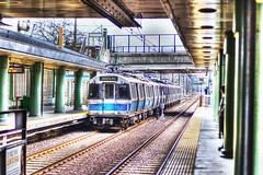 next stop: wonderland. (nd-n) Tags: beach boston train canon subway t blueline massachusetts platform railway mbta wonderland hdr revere reverebeach photomatix tonemapped pseudohdr 1xp 40d