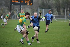 Gaelic football - photo by Matt Doyle