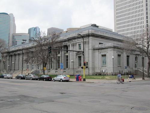 Federal Courthouse - Minneapolis