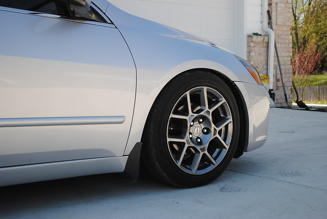 Acura TL TypeS Wheels W Tires Honda Accord Forum V - Acura tl type s wheels