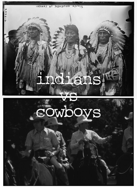 cowboys vs indians