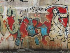 Made in TLV graffiti (16.04.11) (David Bryn) Tags: telaviv tlv grafitty