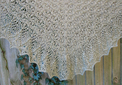 Historic Crafts: Estonian lace knitting