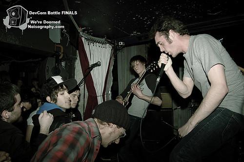 We're Doomed - Devcom Battle of the Bands - April 13th 2011 - 01