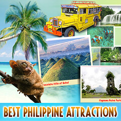 BEST Philippine Attractions