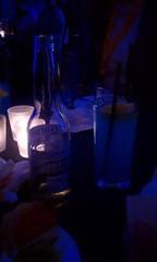 blue lemonade!