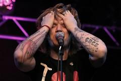 Aaron Gillespie Tattoos