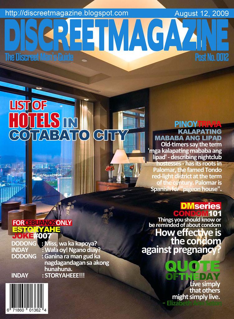 Discreet Magazine August 12 2009