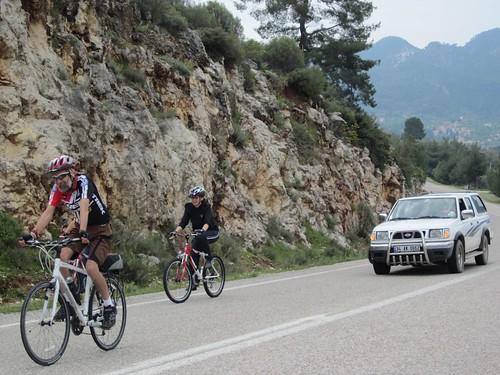 üzümlü bicycle tour