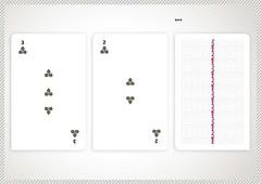 PICCHE_BEHANCE9 (mcastiglionidesign) Tags: design graphic playingcards grafica gioco cartedagioco barebonescards mattiacastiglioni