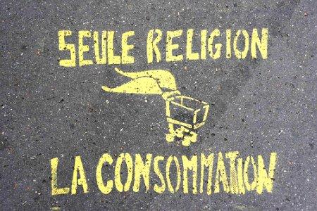 11d22 Única religión el Consumo