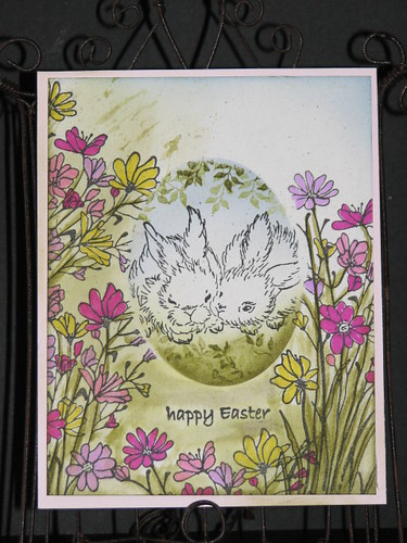 Easter Egg Card 009