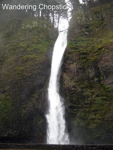 3 Horsetail Falls (Winter) - Columbia River Gorge - Oregon 3