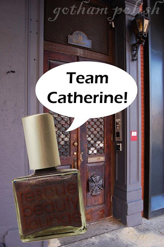 Catherine Rescue Beauty bring it back
