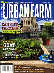 urban farm magazine cover