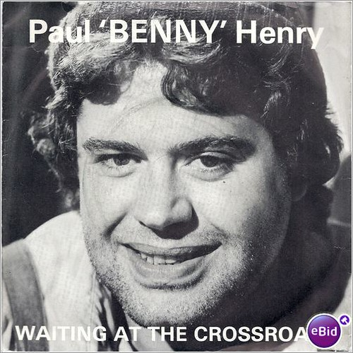 benny from crossroads album cover