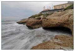 Grotte di Nerone (Mauro Orlando) Tags: sea italy mare tokina1224 lazio anzio tokina122414