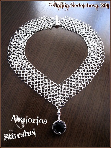 Collar Chail Maille European 4 in 1