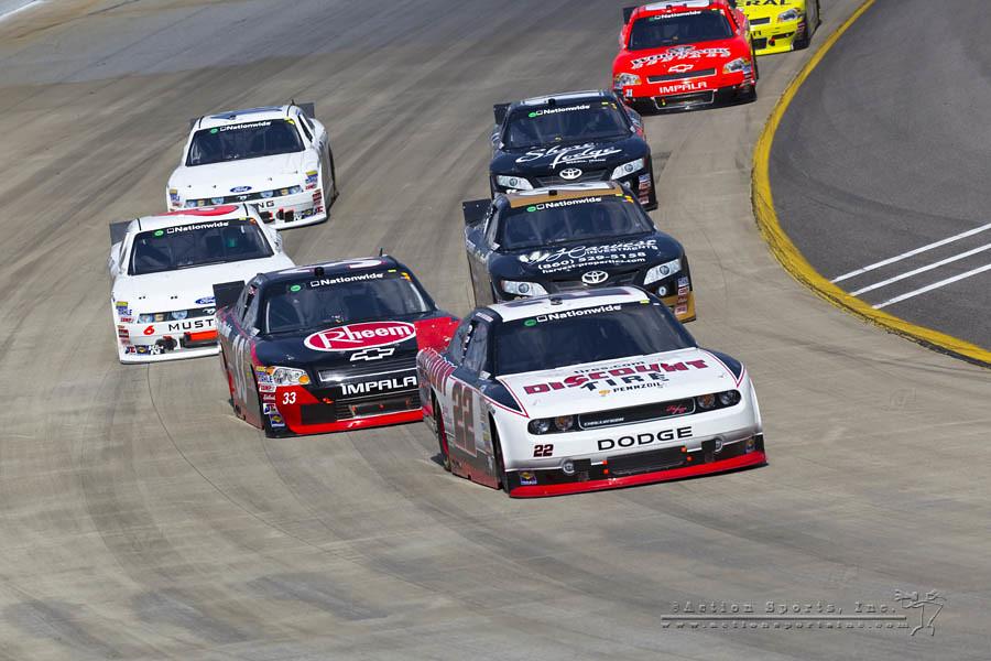 NASCAR:  Apr 23 Nashville 300