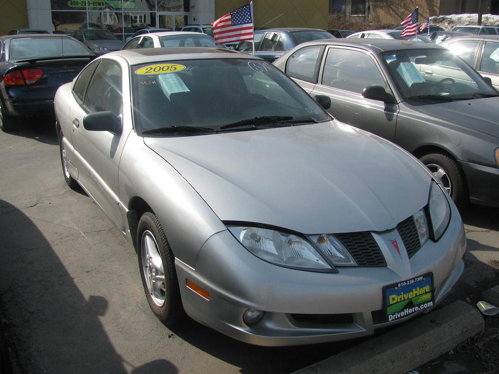 Pontiac Sunfire 2005 2 doors automatic, starting at $500.00 Down, Great car