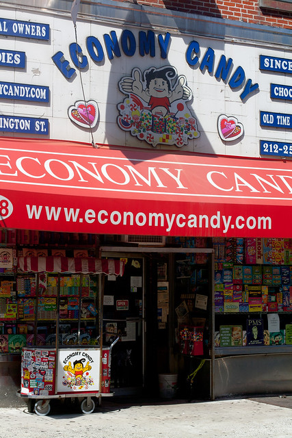 Economy Candy, Lower East Side, New York