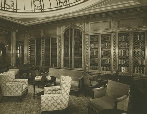 Library - Mauretania