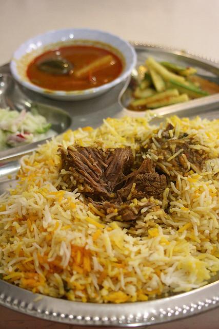 Mutton Briyani
