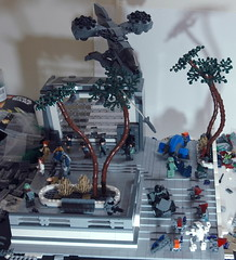 Quick Update (BrickTechStudios) Tags: 2 3 1 chief ghost johnson halo master marines hornet reach combat update quick mongoose evolved sergeant grunts moc brutes elites odst odsts