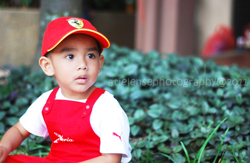 Rayyan...my 3rd birthday