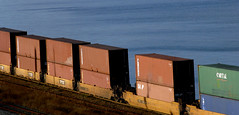 CN Rail, Bedford Basin