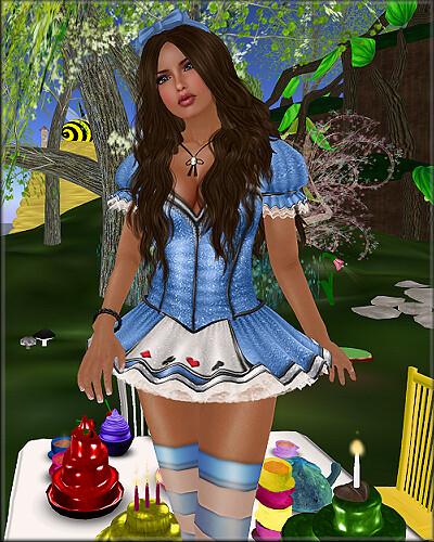 "Lolita Oleander ""Alice"""
